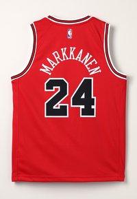 Nike Performance - NBA CHICAGO BULLS SWINGMAN ICON - Funktionsshirt - red - 1