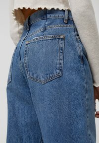 PULL&BEAR - Jeansy Relaxed Fit - blue - 5