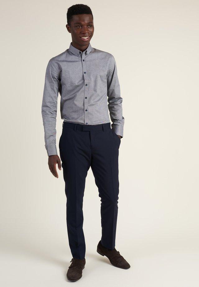 Pantalon classique - dark blue