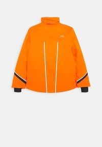 Kjus - BOYS FORMULA JACKET - Ski jacket - orange - 2