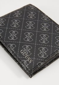 Guess - DAN LOGO BILLFOLD - Monedero - black