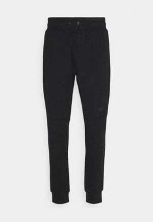 SVEN - Teplákové kalhoty - black