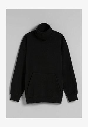 MIT STEHKRAGEN - Huppari - black