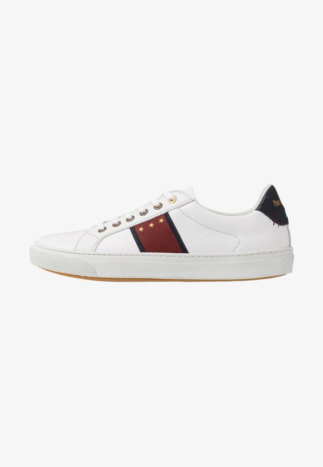 NAPOLI UOMO - Zapatillas - bright white