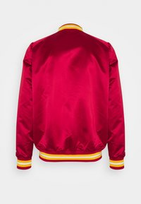 Mitchell & Ness - NBA ATLANTA HAWKS LIGHTWEIGHT JACKET - Squadra - red - 1