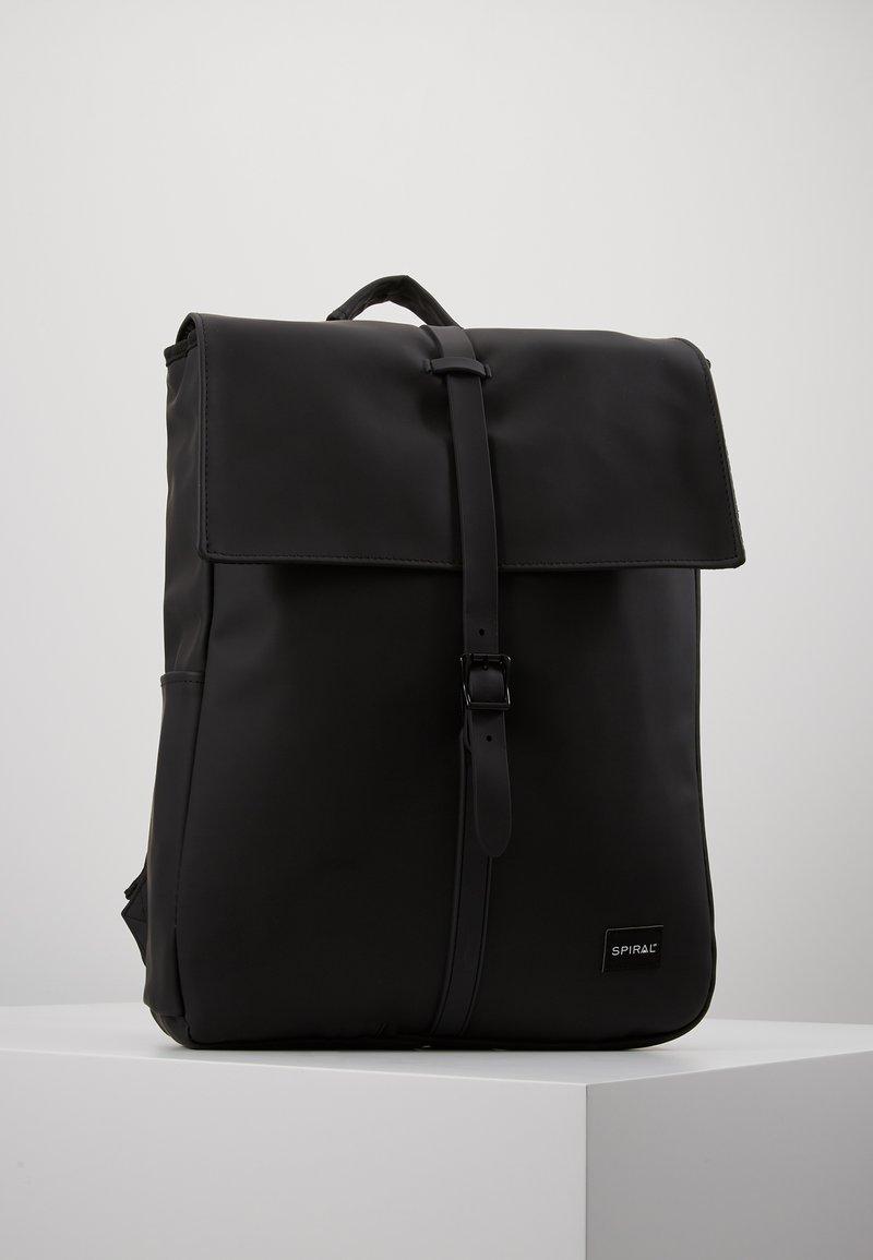 Spiral Bags - MANHATTAN - Reppu - black