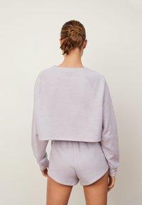 Mango - HYGGE55 - Sweatshirt - light/pastel purple - 1