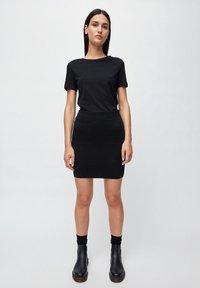 ARMEDANGELS - BEKAA - Mini skirt - black - 1
