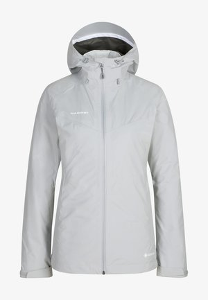 CONVEY - Soft shell jacket - highway-bright white