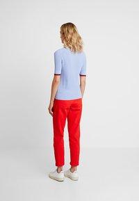 Banana Republic - TIPPED - Polo shirt - light blue - 2