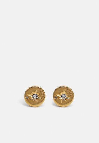 WANDERLUST - Earrings - gold-coloured