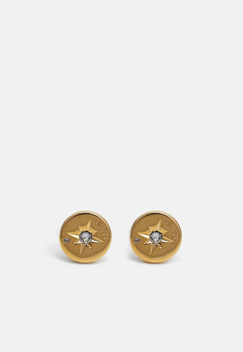 Guess - WANDERLUST - Øredobber - gold-coloured