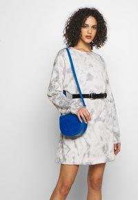 Missguided - TIE DYE DRESS - Day dress - cream - 3