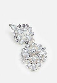 Pieces - PCNAMLA EARRINGS  - Earrings - silver-coloured - 2
