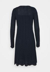 M Missoni - ABITO - Gebreide jurk - dark blue - 6
