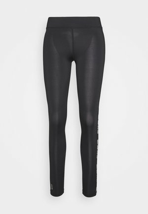 ONPADREY TRAINING - Leggings - black/white