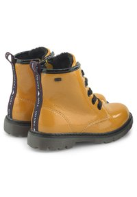 TOM TAILOR - Lace-up ankle boots - yellow - 5