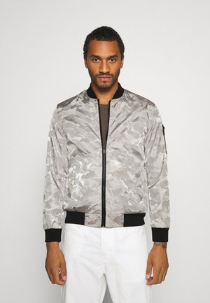 Bomber Jacket - grey