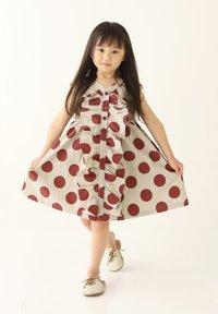 Rora - Shirt dress - beige - 2