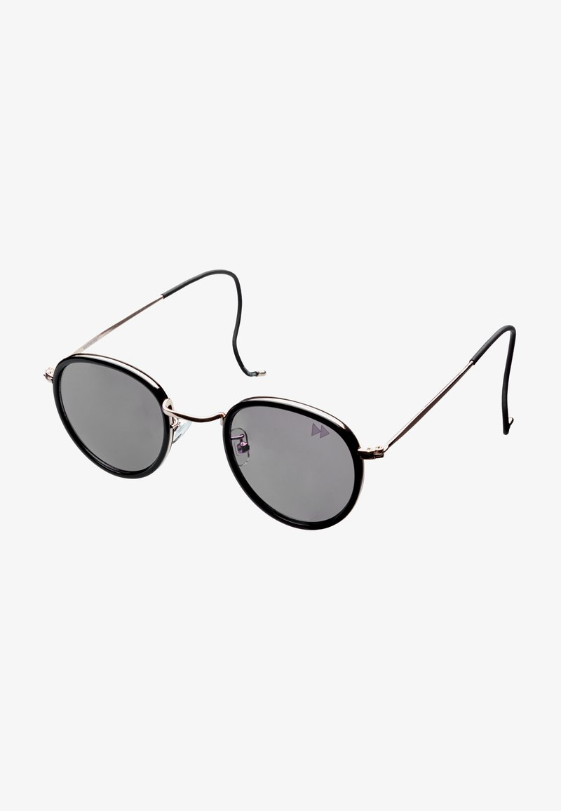 Sunheroes - Sunglasses - light gold with black