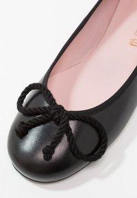 Pretty Ballerinas - Baleriny - black - 6