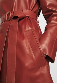 Bally - LUX COAT - Classic coat - spice - 5