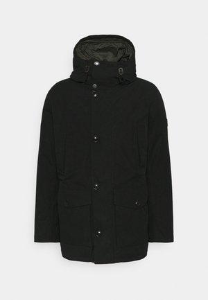 ARCTIC JACKET - Winter coat - black