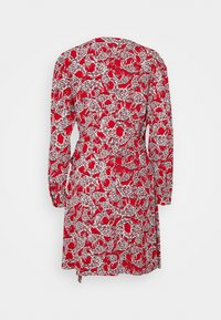 Diane von Furstenberg - SAVILLE - Vapaa-ajan mekko - lace red - 7