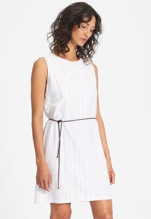 Day dress - white multi
