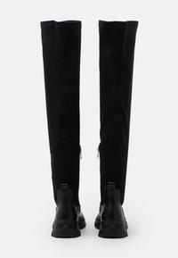 RAID - SAMBA - Over-the-knee boots - black - 3