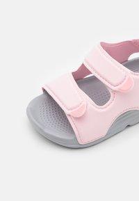 adidas Performance - SWIM UNISEX - Sandály do bazénu - clear pink - 5