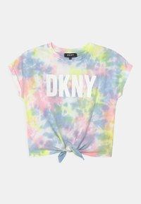 DKNY - Print T-shirt - multi-coloured - 0