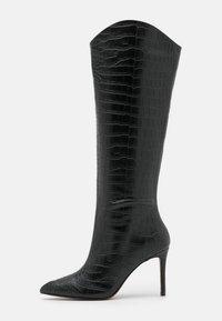 GEORGIAA - High heeled boots - black