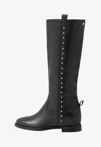 Gioseppo - Cowboy/Biker boots - black - 1