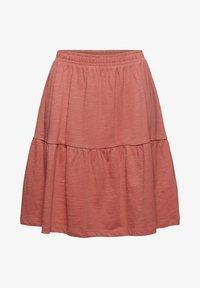 Esprit - A-line skirt - blush - 8