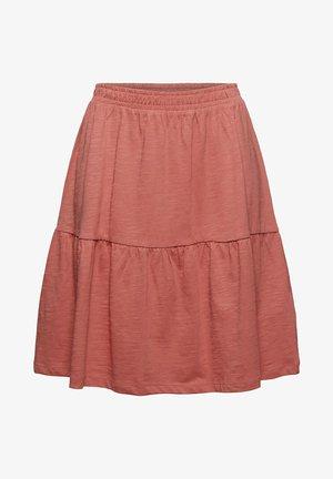 A-line skirt - blush