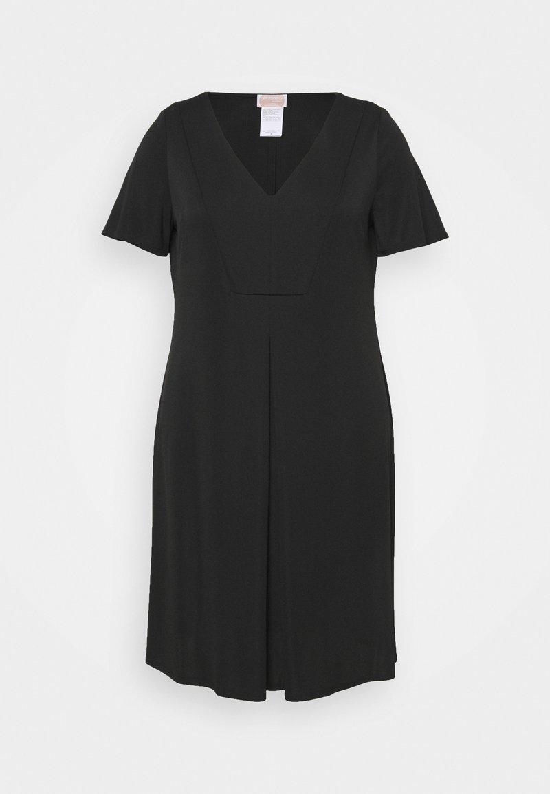 Persona by Marina Rinaldi - ORTENSIA - Jersey dress - black