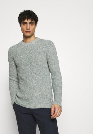 CREW NECK - Jumper - multi/total eclipse