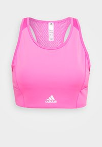 adidas Performance - Sujetadores deportivos con sujeción ligera - pink - 0