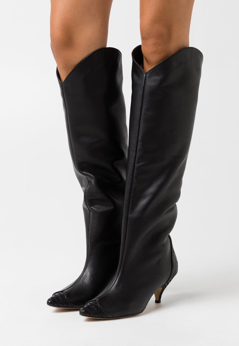 L37 - FASHIONABLY LATE - Boots - black