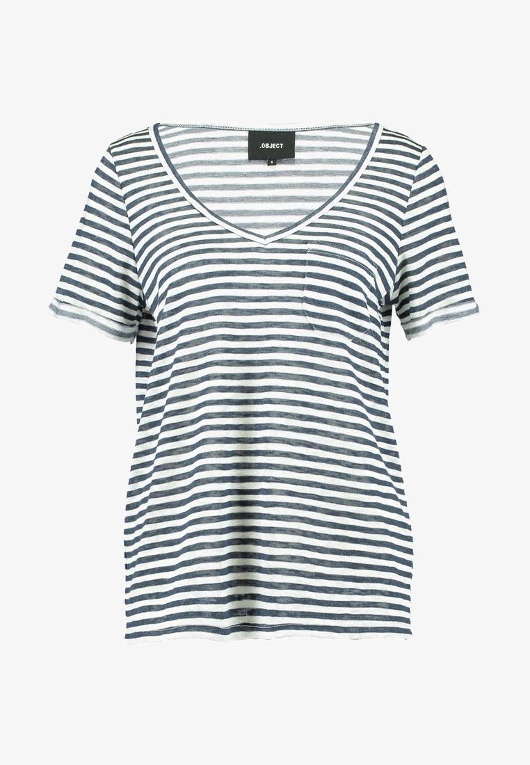 Object T-Shirt basic - burnt olive/oliv m3sJ5z