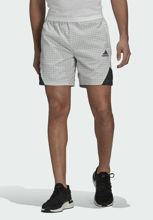 ADIDAS SPORTSWEAR PRIMEBLUE SHORTS - Sports shorts - white