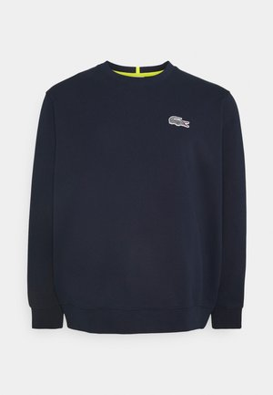 LACOSTE X NATIONAL GEOGRAPHIC - Sweater - navy blue