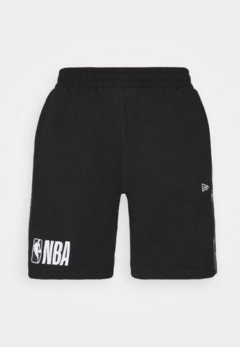 NBA LOGO OUTDOOR UTILITY PANEL - Sportovní kraťasy - black