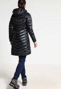 YETI - PEARTH - Down coat - black - 2