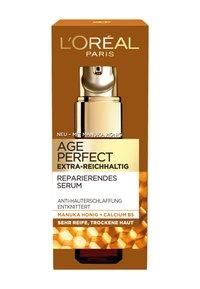 L'Oréal Paris - AGE PERFECT EXTRA-RICH MANUKA SERUM 30ML - Serum - - - 1