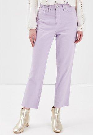 Broek - violet clair