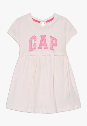 ARCH DRESS - Jerseyjurk - light pink