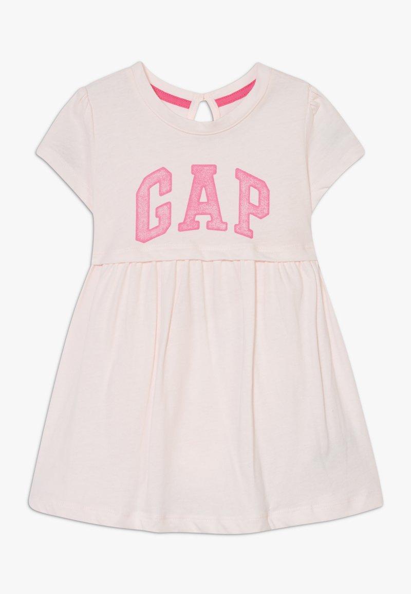 GAP - ARCH DRESS - Jerseyjurk - light pink
