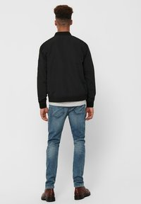 Only & Sons - ONSJACK  - Giubbotto Bomber - black - 3